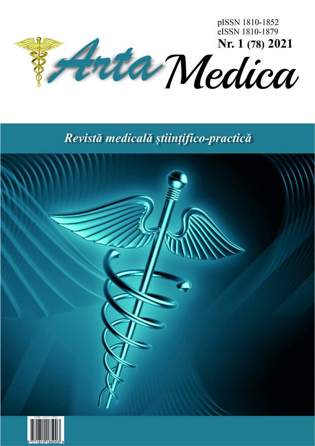 View Vol. 78 No. 1 (2021): Arta Medica